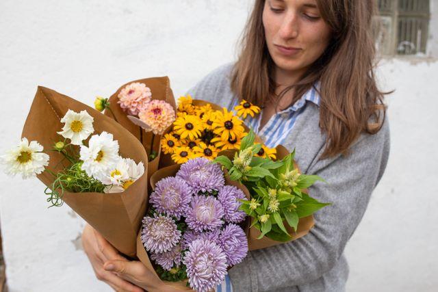 Květinové předplatné (směs svazků)